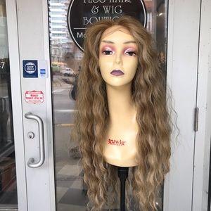Accessories - Wig 13X6 Swisslace Freepart Fullcap Long Blonde